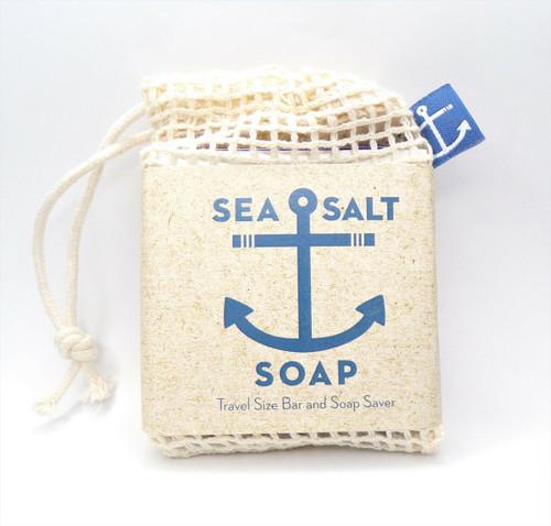Kala Style Swedish Dream Sea Salt Soap Bar and Soap Saver
