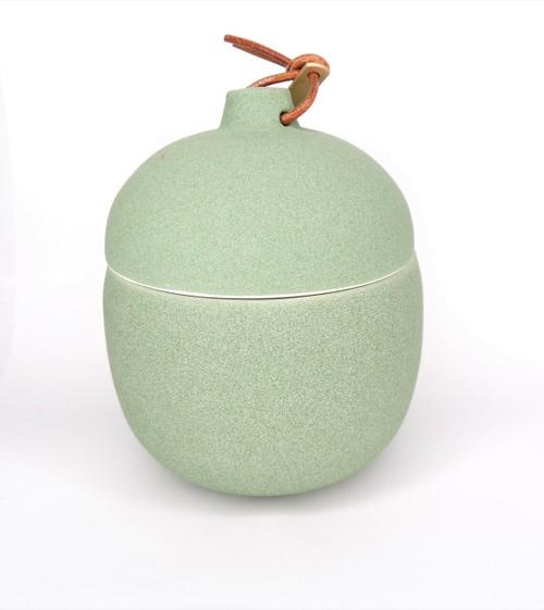 Paddywax Fresh Cut Basil - Keepsake 4oz sage Ceramic