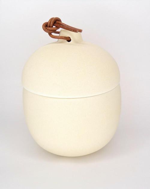 Paddywax Tea Tree Rose - Keepsake 4oz White Ceramic