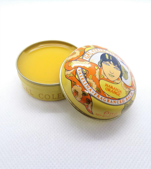 Kala Style Gal Orange Lip Balm