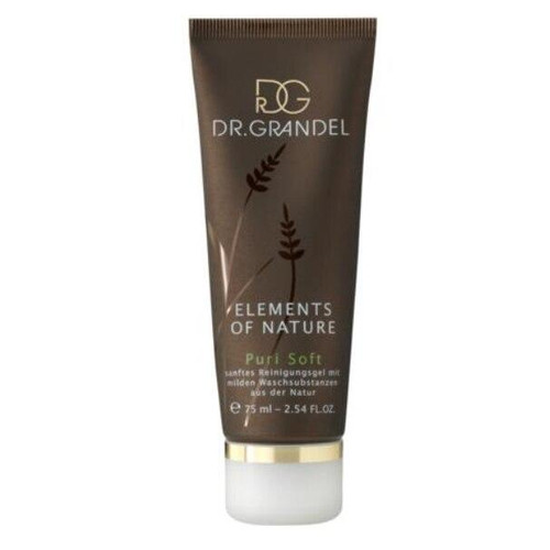 Dr Grandel Puri Soft Cleansing Gel 75ml Elements Of Nature
