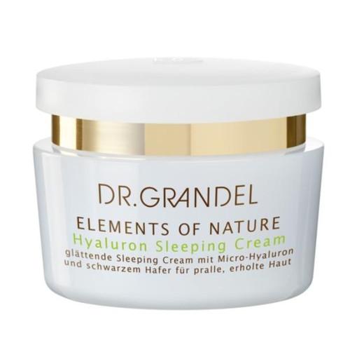 Dr Grandel Hyaluron Sleeping Cream 50ml Elements Of Nature