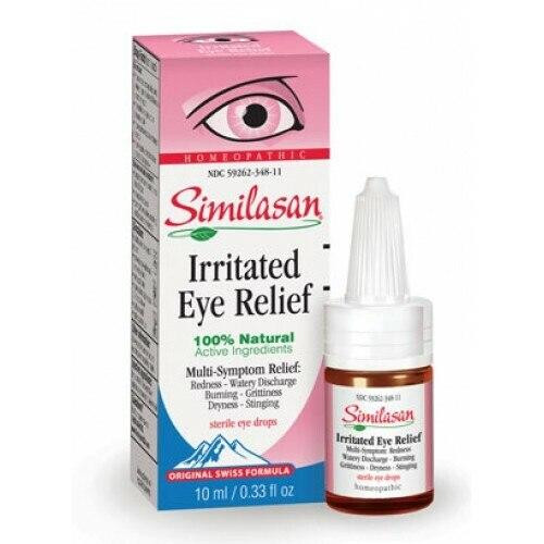 SIMILASAN Pink Eye Relief 10ml Drops .33 oz