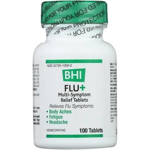 BHI Flu Tablets 100 tab