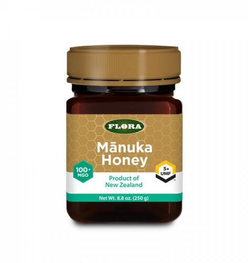Flora Health Manuka Honey MGO 100/5 UMF 8.8 OZ
