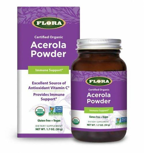 Flora Health Acerola Powder Organic 50g