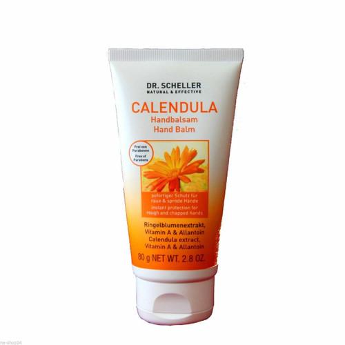 Dr Scheller Natural and Effective Calendula Hand Balm 2.8oz