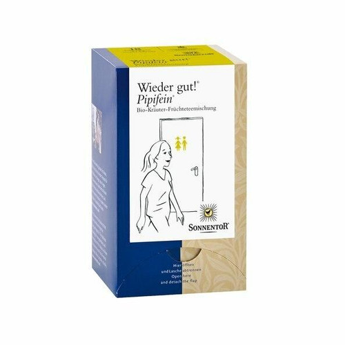 Sonnentor Easy Wee Tea Its All Good org 27 g, double chamber bag