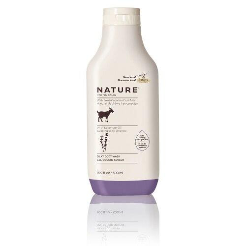 Canus Goat Milk Canus Goat Milk Nature Silky Body Wash Lavender 16.9oz
