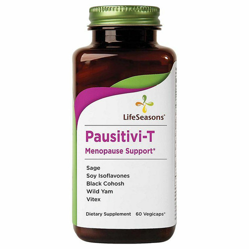 LifeSeasons Pausitivi-T Menopause Support 60ct