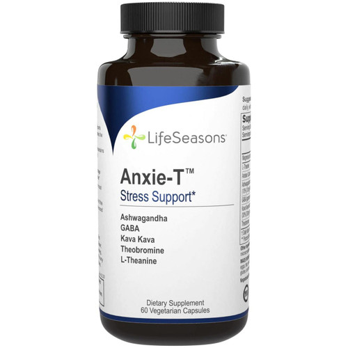 LifeSeasons Anxie-T Stress Support 60ct