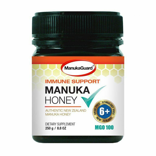 ManukaGuard Manuka Honey Immune Support MGO 100 6 8.8oz