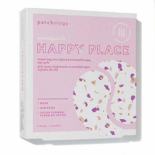 Patchology Moodpatch Happy Place Time Eye Gel 5 pairs