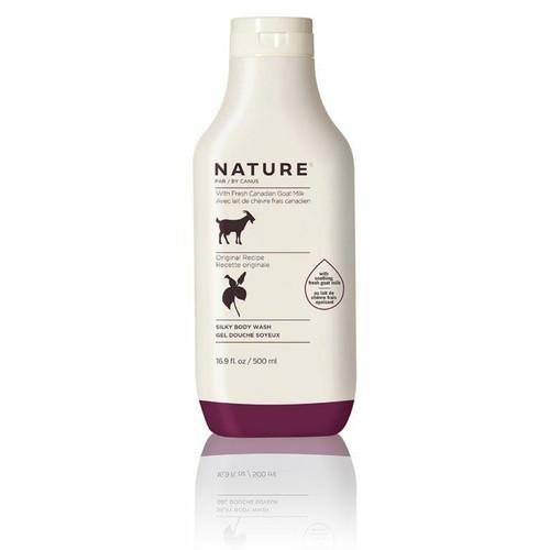 Canus Goat Milk Canus Goat Milk Nature Silky Body Wash Original 16.9oz