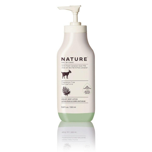 Canus Goat Milk Lotion Fragrance Free 11.8oz Canus