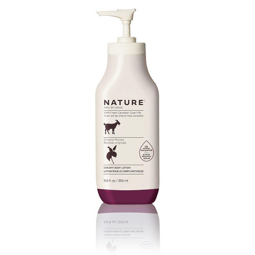 Canus Goat Milk Lotion, Original Scent 11.8oz Canus Goat Milk