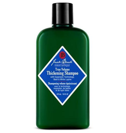 Jack Black True Volume Thickening Shampoo 16oz