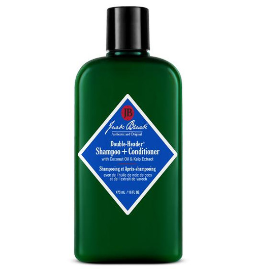 Jack Black Double Header Shampoo Conditioner 16 oz