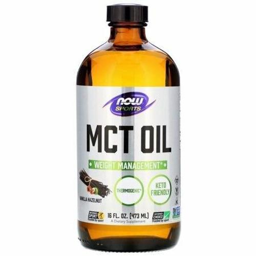 NOW MCT Oil 16 fl oz