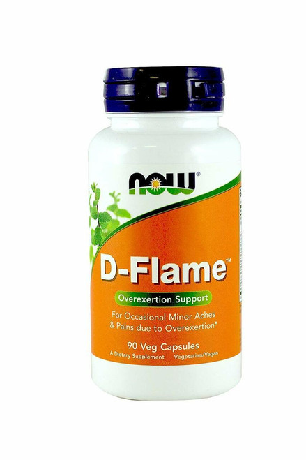NOW D-Flame 90 Vcaps