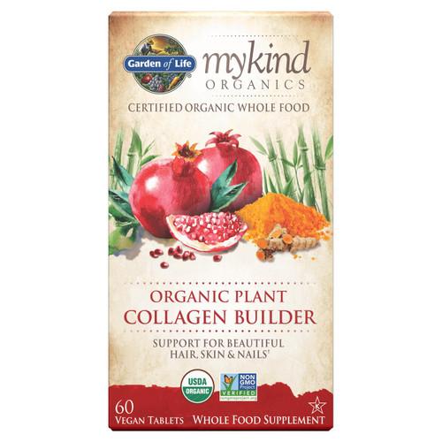 Garden Of Life mykind Organics Plant Collagen Builder 60ct tablets