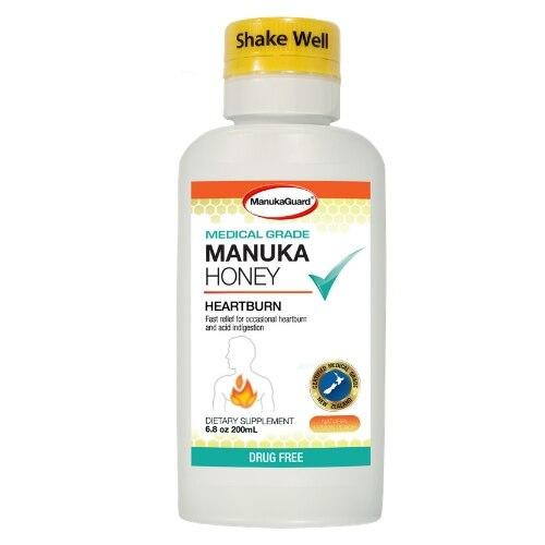 ManukaGuard Manuka Honey Heartburn 6.8oz