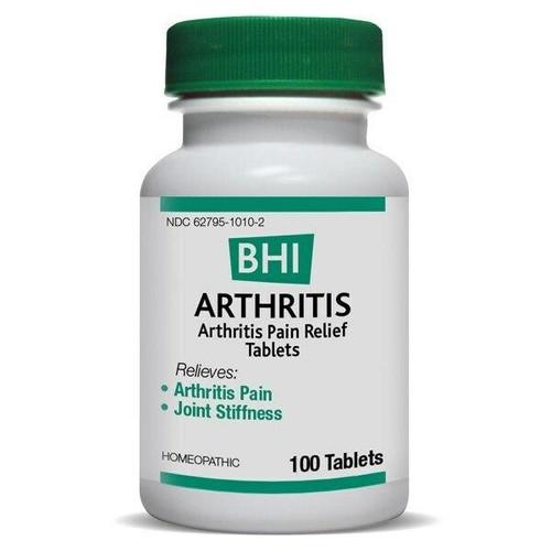 BHI Arthritis Tablets 100 tab