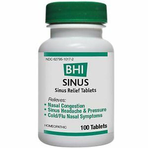 BHI Sinus Tablets 100 tab
