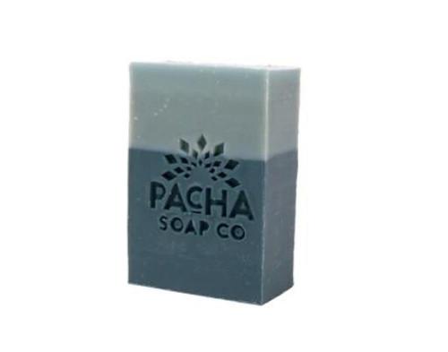 Pacha Soap Bar Soap Sea Salt Kelp 4oz