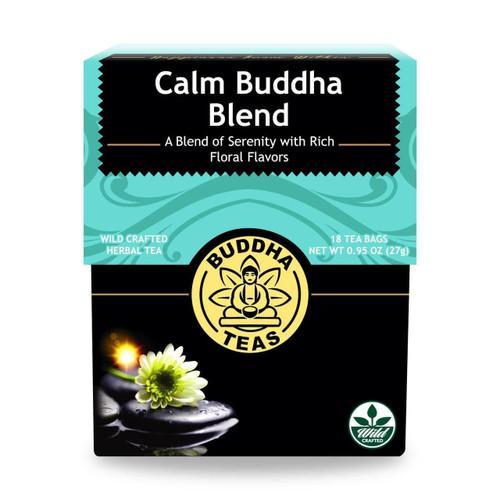Buddha Teas Calm Buddha Blend18 Bags, Organic