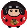 Chicago Blackhawks Small Beanie Ballz