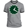 Wrigley Field Clock Ringer Tee by ThirtyFive55 at SportsWorldChicago