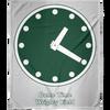 Wrigley Field Clock Arctic Fleece Blanket