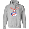 Chicago Stags Pullover Hoodie by ThirtyFive55 at SportsWorldChicago