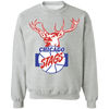 Chicago Stags Crewneck Pullover Sweatshirt