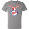 Chicago Stags Tri-Blend T-Shirt