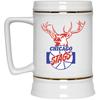 Chicago Stags 22 Oz Beer Stein by ThirtyFive55 at SportsWorldChicago