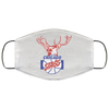 Chicago Stags Face Mask By ThirtyFive55 at SportsWorldChicago