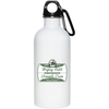 Wrigley Field Grounds Crew 20 Oz Stainless Steel Water Bottle by ThirtyFive55 at SportsWorldChicago