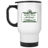 Wrigley Field Grounds Crew Travel Mug by ThirtyFive55 at SportsWorldChicago
