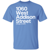 1060 W Addison Street Youth T-Shirt by ThirtyFive55 at SportsWorldChicago