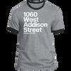 1060 W. Addison Street Ringer Tee