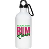 Wrigley Field 1980s Neon Bleacher Bum 20 Oz Stainless Steel Water Bottle at SportsWorldChicago