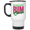 Wrigley Field 1980s Neon Bleacher Bum Travel Mug at SportsWorldChicago