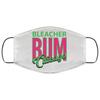 Wrigley Field 1980s Neon Bleacher Bum Face Mask at SportsWorldChicago