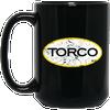 Torco Sign 15 Oz. Black Coffee Mug