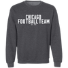 Chicago Football Team Gridiron Crewneck Sweatshirt