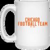 Chicago Football Team Est. 1920 Coffee Mug