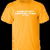 Kansas City Football Team Gridiron T-Shirt