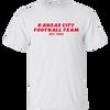 Kansas City Football Team Est. 1960 T-Shirt